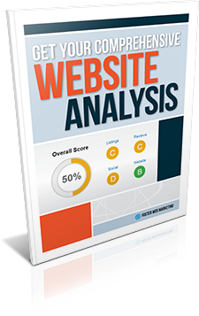 Book Cover of Get Your Website Analysis