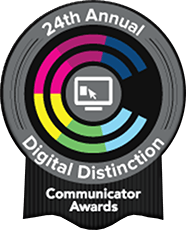 Communicator distinction badge