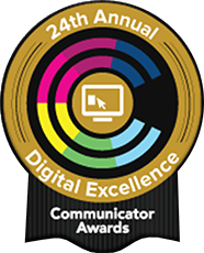 Communicator excellence badge