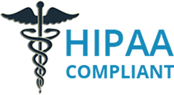 HIPAA compliance badge